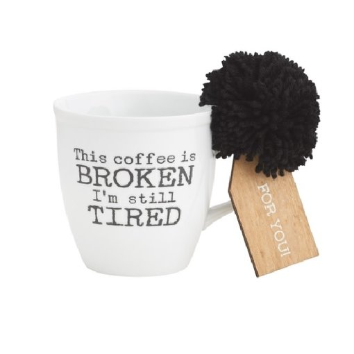 This Coffee Is Broken Mug