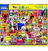White MTN Puzzles Pop Culture 1000 Piece Puzzle