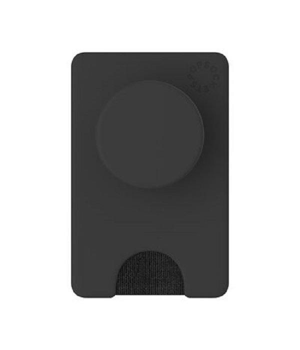 PopSockets Black Pop Wallet