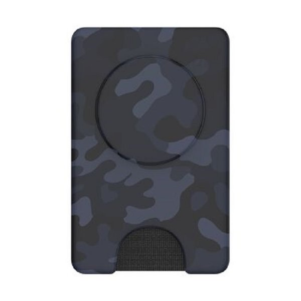 Camo Of The Night Pop Wallet