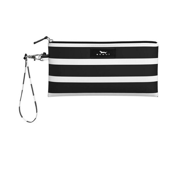 Kate Wristlet Fleetwood Black
