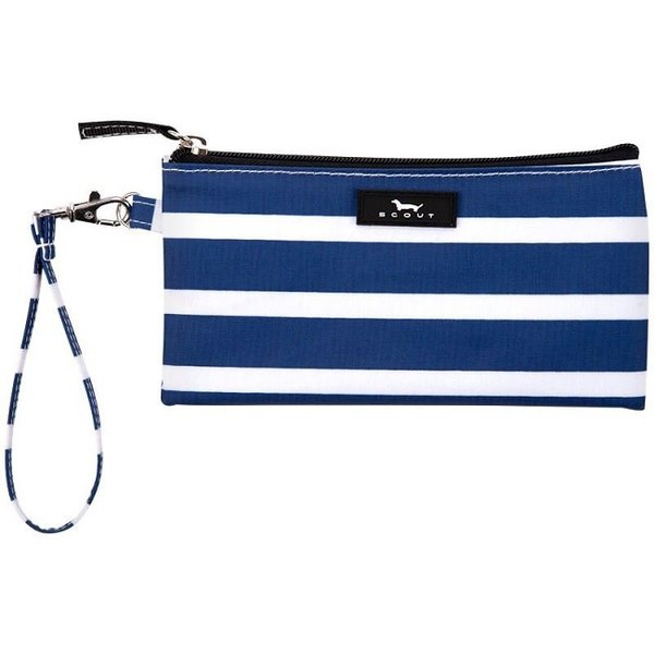 Kate Wristlet Nantucket Navy