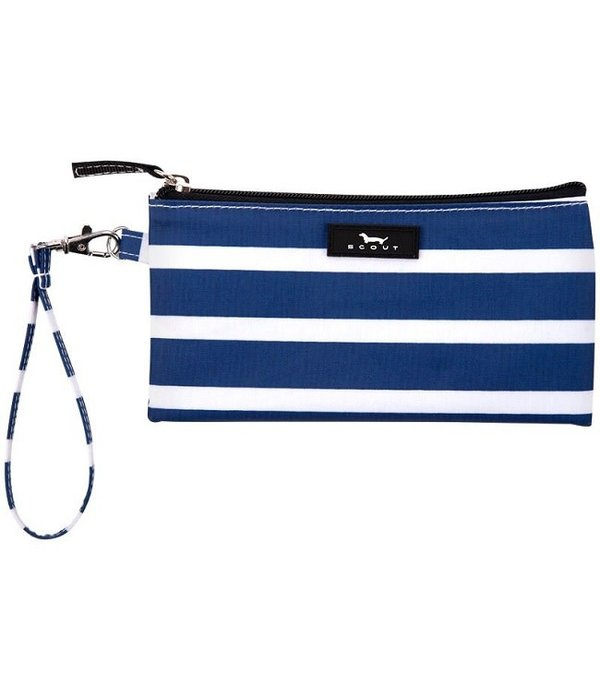 Scout Bags Kate Wristlet Nantucket Navy