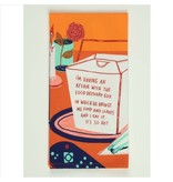 Blue Q Food Delivery Dish Towel