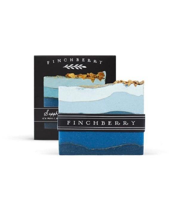 Finchberry Sapphire Handmade Soap