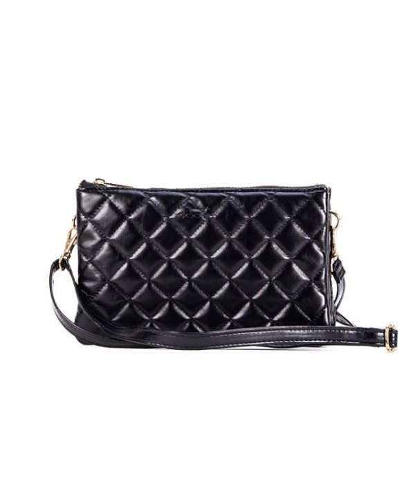 Scout Bags Carson Crossbody Quilted Black