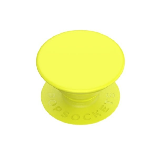 Neon Jolt Yellow Popsocket