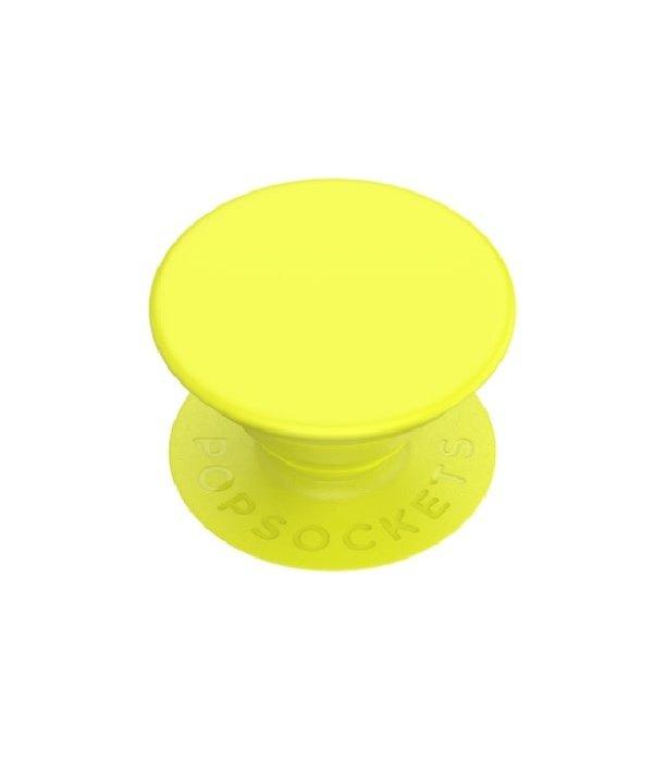 PopSockets Neon Jolt Yellow Popsocket