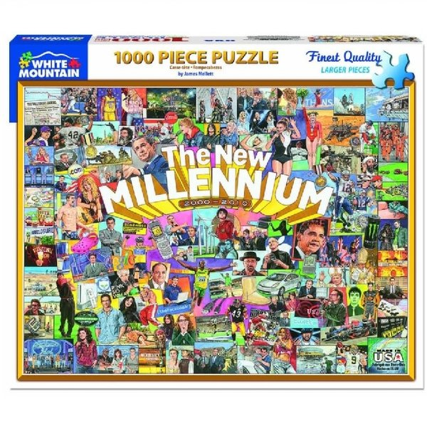 New Millenium 1000 Piece Puzzle