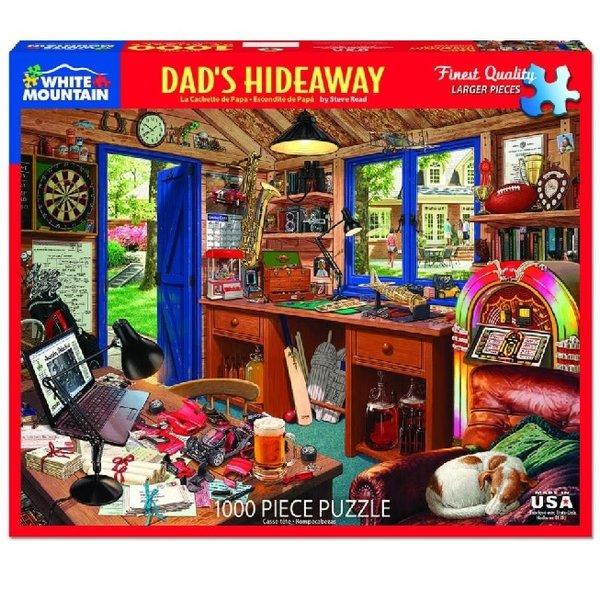 Dad's Hideaway 1000 Piece Puzzle