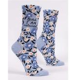 Blue Q B*tch I am Relaxed Women's Socks