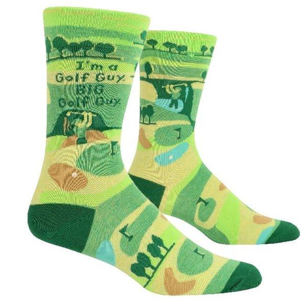 Big Golf Guy Men's Socks