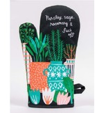 Blue Q Parsley and Sage Oven Mitt