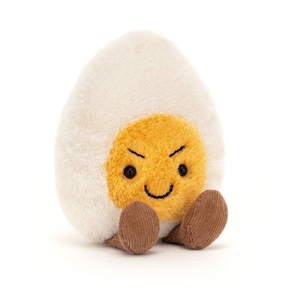 Mischievous Boiled Egg