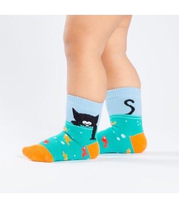 Toddler Socks Gone Fishin