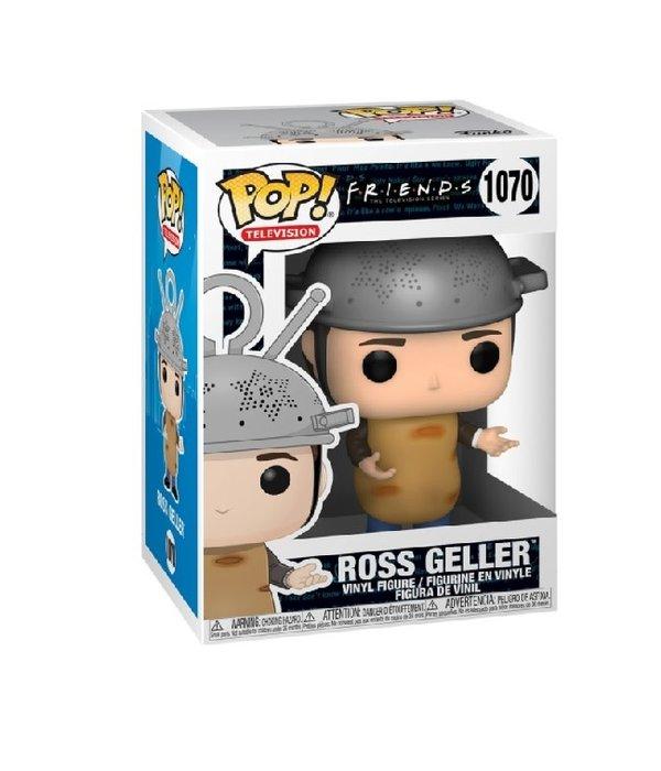 Funko Friends Ross As Sputnik POP!