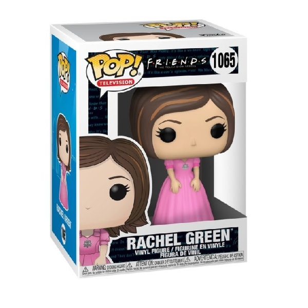 Friends Rachel In Pink Dress POP!