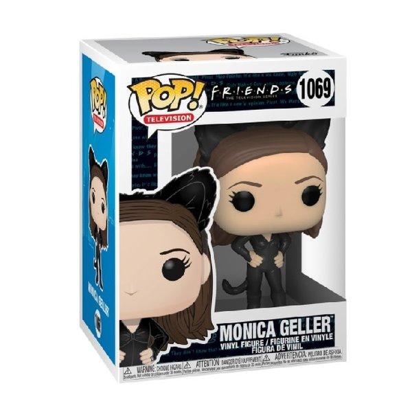 Friends Monica as Catwoman POP!