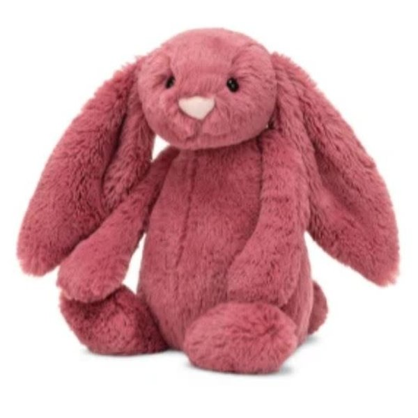 Dusty Pink Bashful bunny