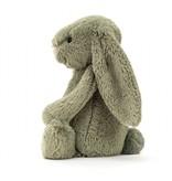 Jellycat Bashful Bunny Fern Green