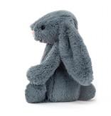 Jellycat Bashful Bunny Dusky Blue
