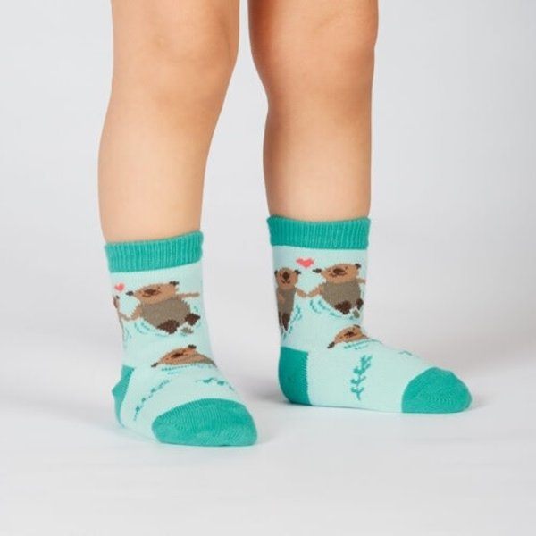 Toddler Socks My otter Half