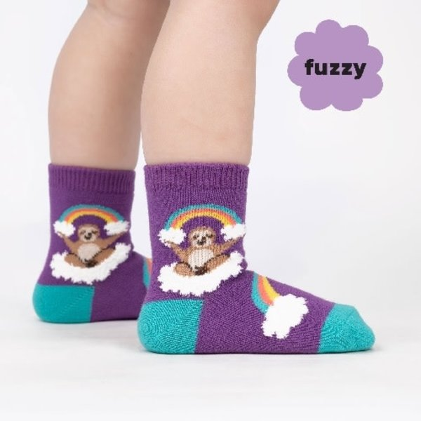 Toddler Socks Sloth Dreams
