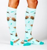 My Otter Half Knee High Women's Socks