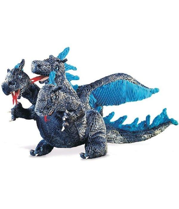 Three Headed Dragon Puppet
