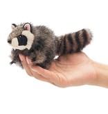Baby Raccoon Finger Puppet