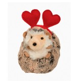 Douglas Toys Spunky Hedgehog Valentines Day