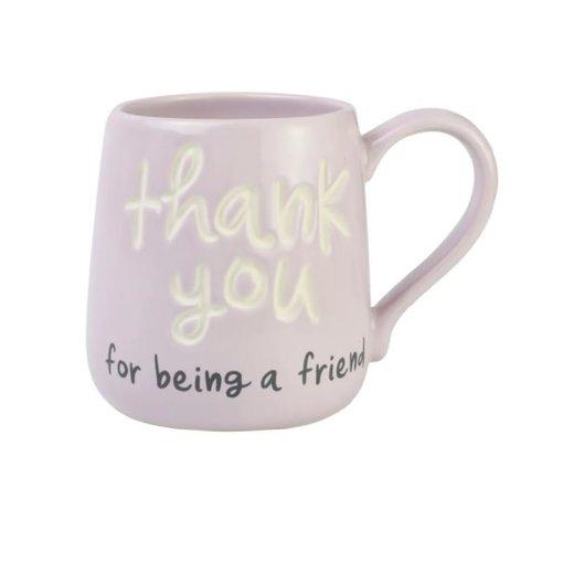Thank You Friend Mug