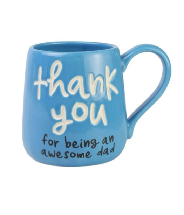 Thank You Dad Mug