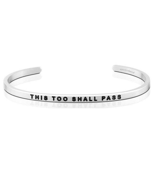 This Too Shall Pass Bracelet