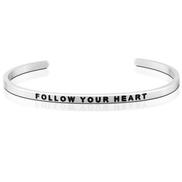 Follow Your Heart Bracelet