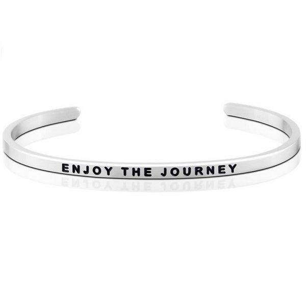 Enjoy The Journey Bracelet