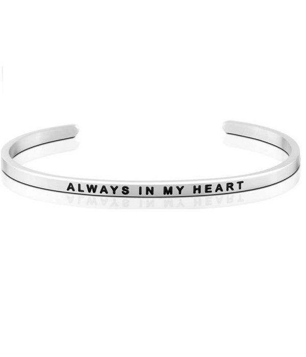 Always In My Heart Bracelet