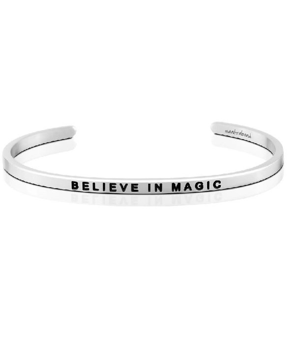 Believe In Magic Bracelet