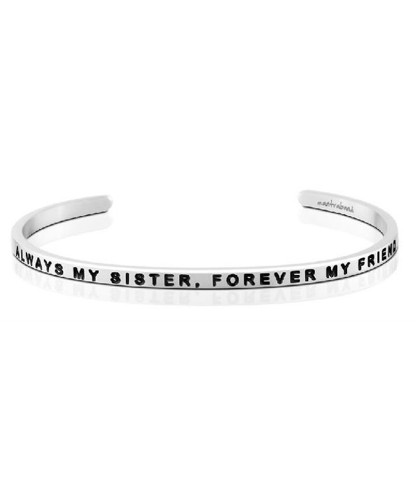 Always My Sister Bracelet