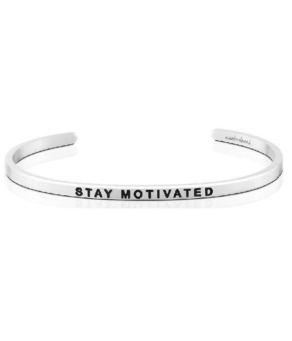 Stay Motivated Bracelet