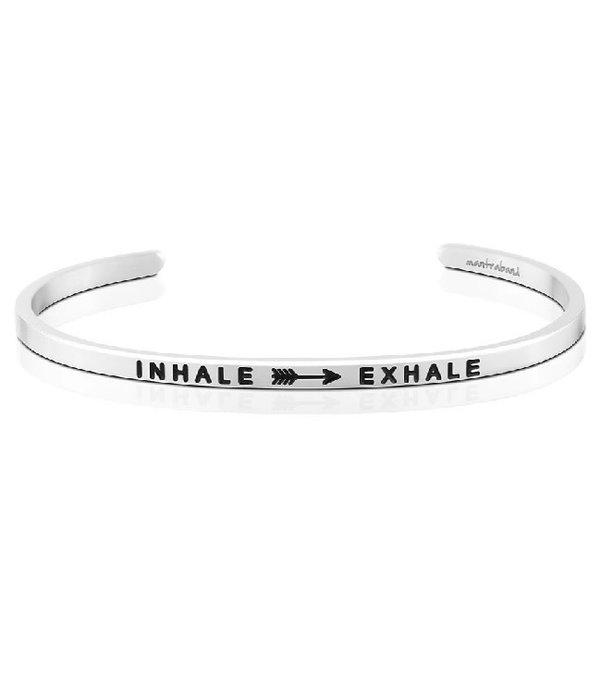 Inhale Exhale Bracelet