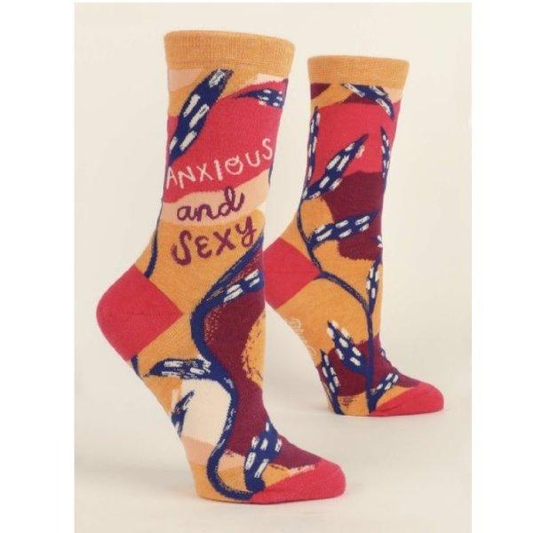 Anxious and Sexy Women's Socks