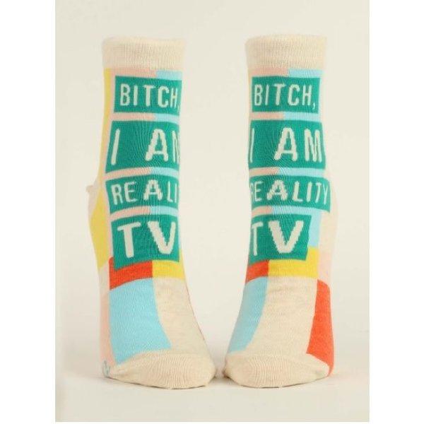 I Am Reality TV Women's Ankle Socks