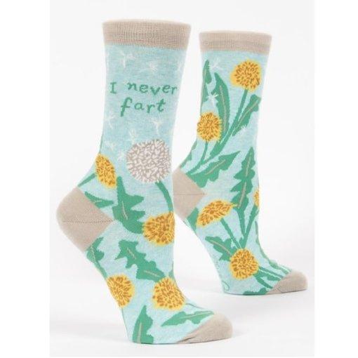 Blue Q I Never Fart Women's Socks