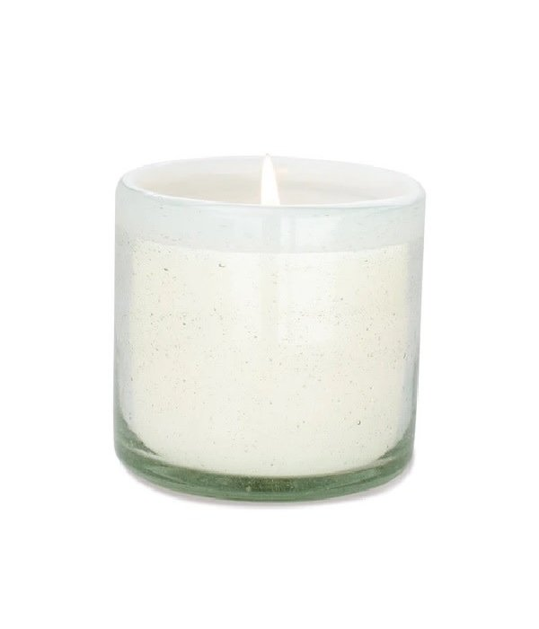 Amber and Coconut Candle