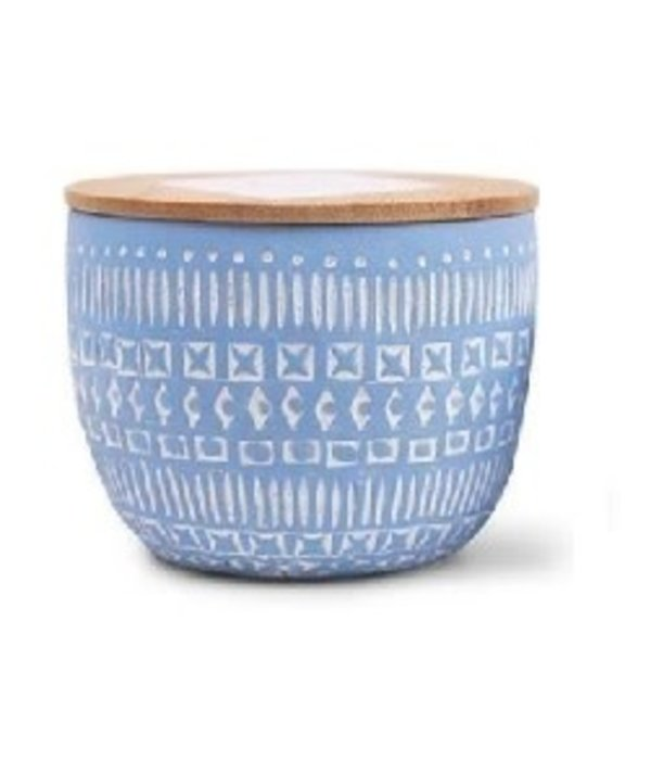 Blue Wisteria & Willow 10 ounce Candle