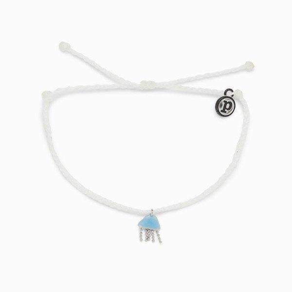 Puravida Jellyfish Charm Bracelet