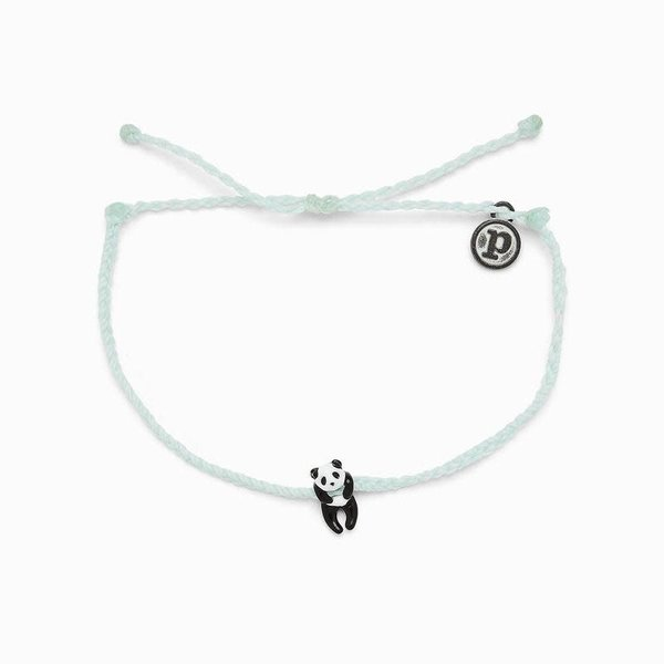 Puravida Panda Charm Bracelet