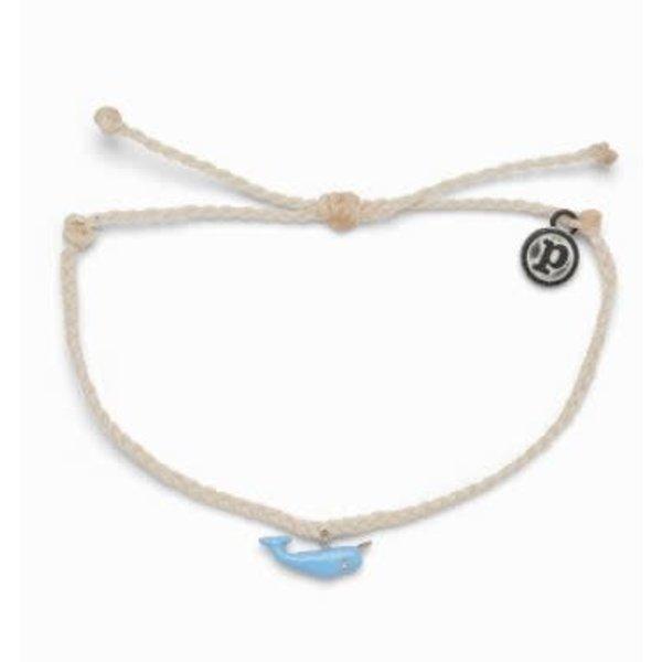 Puravida Narwhal Charm Bracelet