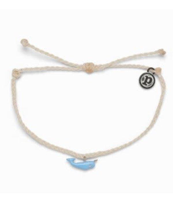 Pura Vida Puravida Narwhal Charm Bracelet